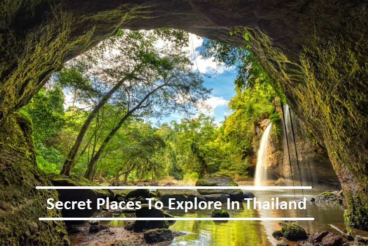 Places To Explore In Thailand