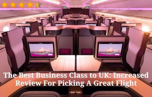 Best business class flight for UK